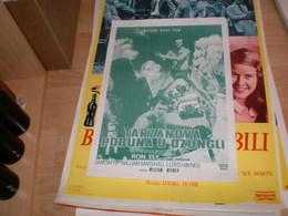 Tarzan S Jungle Rebbelion Ron Ely - Posters