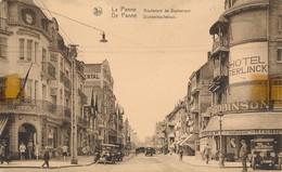 CPA - Belgique - De Panne - La Panne - Boulevard De Dunkerque - De Panne