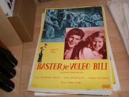 Buster And Billie Jan Michael Vincent, Joan Goodfellow, Pamela Sue Martin - Posters