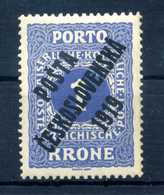1919 CECOSLOVACCHIA Yv. N.131 * - Cecoslovacchia