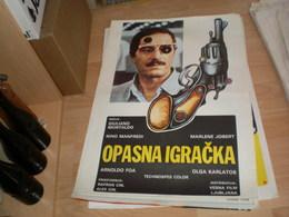 Opasna Igracka Arnoldo Goa, Olga Karlatos, Nino Manfredi, Marlene Jobert - Posters