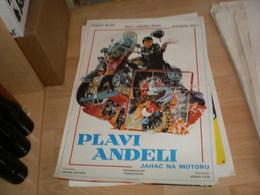 Plavi Andeli Jahac Na Motoru Robert Blake, Billy Green Bush, Jeannine Riley - Posters