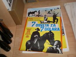 7 Osveta Za 7 Dolara Montgomery Ford - Posters