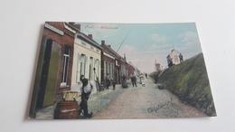 *DOEL Molenstraat Couleur   Animée Oblitéré En 1910 - Belgique