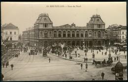 Bruxelles : Gare Du Nord - Spoorwegen, Stations