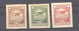 Russie  -  Avion  :  Yv  10-13  *  Sauf 11 - 1923-1991 URSS