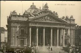 Bruxelles :  La Bourse - Spoorwegen, Stations