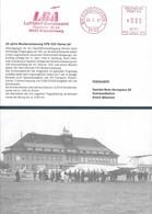 MUSTERZULASSUNG HFB 320 HANSA JET   - 30  ANNIVERSARY COMMEMORATIVE CARD - Avions