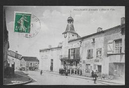PELLEGRUE - Hôtel De Ville - Autres Communes