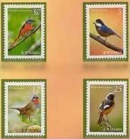 Taiwan 2007 Birds Series Stamps (I) Migratory Bird Resident - Unused Stamps