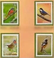 Taiwan 2007 Birds Series Stamps (I) Migratory Bird Resident - 1945-... Republik China