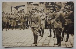 Italia, Gabriele D'Annunzio, Fiume, 3 Ottobre 1919, Carta Foto, Rijeka - Cpa Photo - Italie