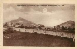 SAVOIE CHAMBERY CALVAIRE DE LEMENC AU FOND LE MENT DU NIVOLET(scan Recto-verso) KEVREN0353 - Chambery