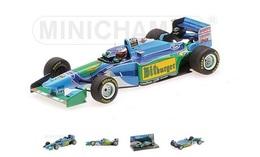 Benetton Ford B194 – Michael Schumacher – World Champion 1994 Australia 1994 #5 - Minichamps - Minichamps