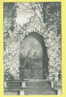 * Oostakker - Oostacker (Gent - Gand) *  (Héliotypie De Graeve - Star, Nr 495) La Grotte , 2ieme Station Des VII Douleur - Gent