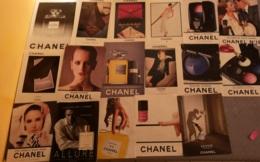 CHANEL PARFUM (17 Publicités) - Publicidad