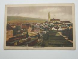 HERZOGENBURG , Schöne Karte Um 1918 - Herzogenburg