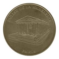 Monnaie De Paris , 2009 , Paris , Eglise De La Madeleine , Vue D'ensemble - Monnaie De Paris