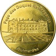 Portugal, Jeton, Jeton Touristique, Guimaraes - Paço Dos Duques De Bragança - Autres