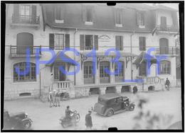 Lot D'anciens Négatifs Photo Sur Verre - St Julien En Genevois Et Ses Environs. - Glass Slides