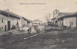 RECHICOURT LA PETITE - France