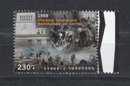 Armenia Armenien MNH** 2018 Spitak Earthquake Mi 1089 - Armenien