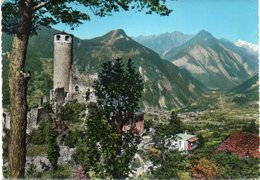 Val D'Aosta - Castello Di Chatelard - Vg - Italia