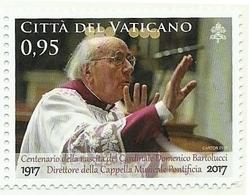 2017 - Vaticano 1766 Cardinale D. Bartolucci - Cristianesimo