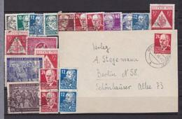 Alliierte Besetzung  - Sowjetische Zone - 1948/49  - Sammlung - 2. - Sowjetische Zone (SBZ)
