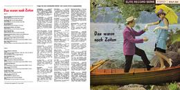 Superlimited Edition CD DAS WAREN NOCH ZEITEN. - Jazz