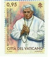 2017 - 1765 Genetliaco Benedetto XVI - Vaticano