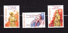 1980 Nr 1987-89** Millennium Prinsbisdom Luik , Postfris Zonder Scharnier. - Belgique