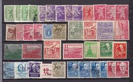 Alliierte Besetzung  - Sowjetische Zone - 1945/49  - Sammlung - 3. - Sowjetische Zone (SBZ)