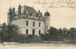 ENVIRONS DE SEMUR CHATEAU DE LA TUILERIE A MAGNY LA VILLE COTE NORD - France