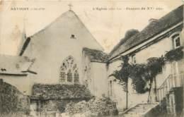 SAVOISY L'EGLISE COTE EST - France