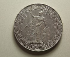 Great Britain 1 Dollar 1898 Silver - 1816-1901 : Frappes XIX° S.