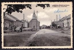 MARTUE SUR SEMOIS - LA GRAND'RUE - Florenville