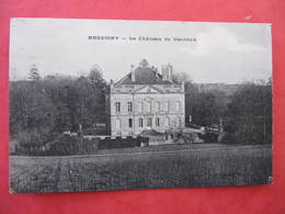 CPA - MESSIGNY - CHATEAU DE VAUTOUX - France
