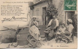 JEAN RAMEAU N°97 Le Tonnelier - France