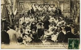 8193 -  Oise   -   PRECY  Sur  OISE  :   FETE DU BOUQUET PROVINCIAL  Le 4 Mai 1913 , Allocution De Mgr  Circulée En 1911 - Précy-sur-Oise