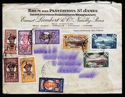 A5920) Martinique France Brief 20.09... N. Bern / Schweiz - Martinique (1886-1947)
