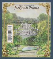 France Bloc - YT N° F4663 - YT N° 4663 Et 4664 - Oblitéré, Dos Neuf Sans Charnière - 2012 - Blocs & Feuillets