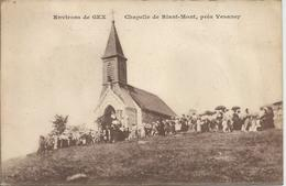 Environs De Gex - Chapelle De Riant-Mont Près Vesancy - Autres Communes