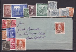 Alliierte Besetzung  - Gemeinschaftsausgaben - 1946/48  - Sammlung - 2. - Gemeinschaftsausgaben