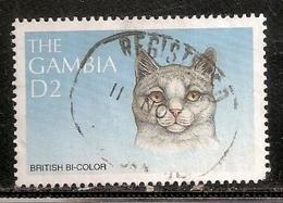GAMBIE OBLITERE - Gambie (1965-...)