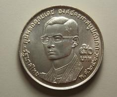 Thailand 50 Baht 1971 Silver - Thaïlande