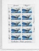 Poste Aérienne Feuillet F 64a Sous Blister - 1960-.... Neufs
