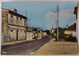 CPSM - SAINT LAURENT DE MEDOC - Rue Gl De Gaulle - Autres Communes