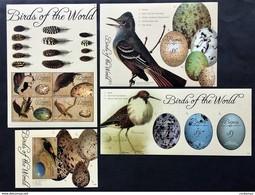 # Bequia 2011**Mi.752-60 Birds , MNH [11;159,160,95,31] - Birds