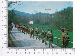 Frabosa Sottana ~ S. Giacomo ~ Alpini ~ Al Poligono Tamerla ~ Militaria ~ Truppe ~ Esercito Italiano - Manovre